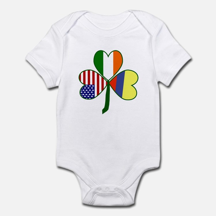 Shamrock of Cuba Infant Bodysuit