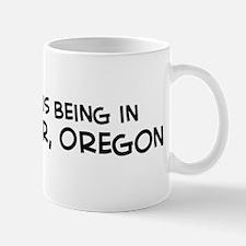 Snake River - Happiness Mug