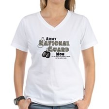 National Guard Mom T-Shirt