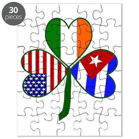 Shamrock of Cuba Puzzle