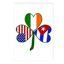 Shamrock of Cuba Postcards (Package of 8)