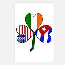 Shamrock of Cuba Postcards (Package of 8)