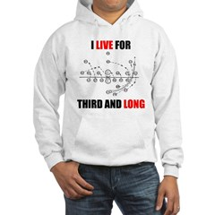 Third and Long Hoodie