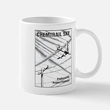 Chemtrail Sky Mug