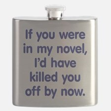 In My Novel - Writer Flask