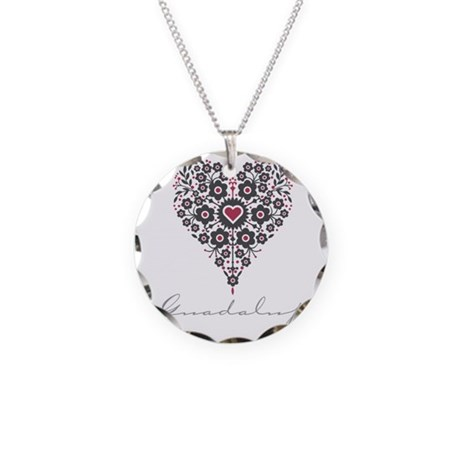 Love Guadalupe Necklace
