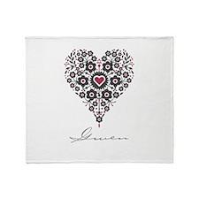 Love Gwen Throw Blanket