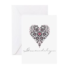 Love Gwendolyn Greeting Card