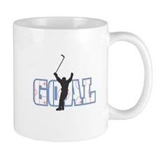 Hockey Goal Design Mug