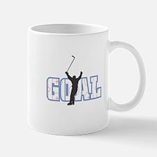Hockey Goal Design Mug