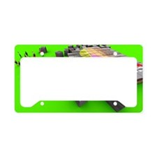 Electronic publishing - License Plate Holder
