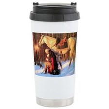 George Washington Travel Mug