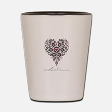 Love Helena Shot Glass