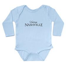 Vintage Nashville Body Suit