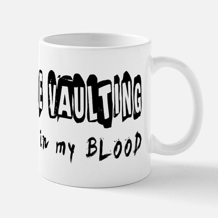 Pole Vaulting Designs Mug