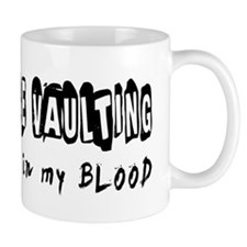 Pole Vaulting Designs Mug