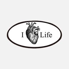 I Heart Life Patches
