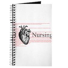 I Heart Nursing Definition Journal