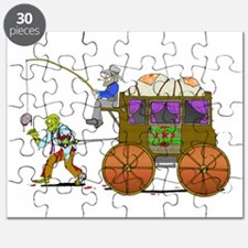 Zombie Express Puzzle