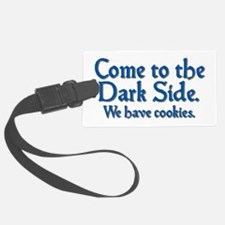 darkside_rect1.png Luggage Tag