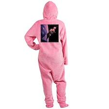 Eureca satellite - Footed Pajamas