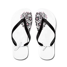 Love Jacquelyn Flip Flops