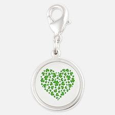 3-My Irish Heart 1 SHAMROCKS copy.png Silver Round