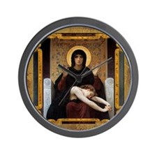 Virgin of Consolation Wall Clock