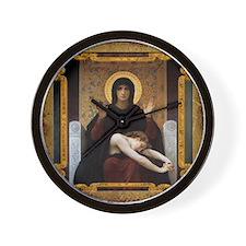 Virgin of Consolation Wall Clock