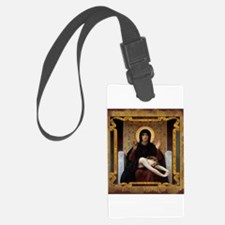 Virgin of Consolation Luggage Tag