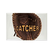 CATCHER Rectangle Magnet (10 pack)