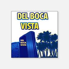 Del Boca Vista Sticker