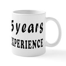 55 years birthday designs Mug