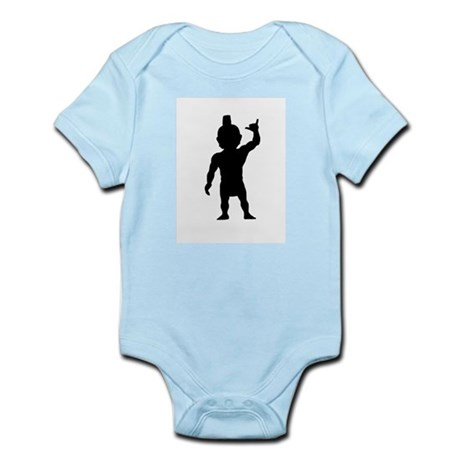 Menehune Silhouette Infant Bodysuit