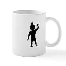 Menehune Silhouette Mug
