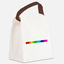 rainbow_stripe.png Canvas Lunch Bag
