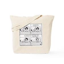 Late Night Cuddle - Tote Bag