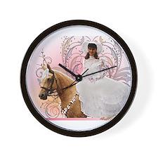 Bridal Wall Clock