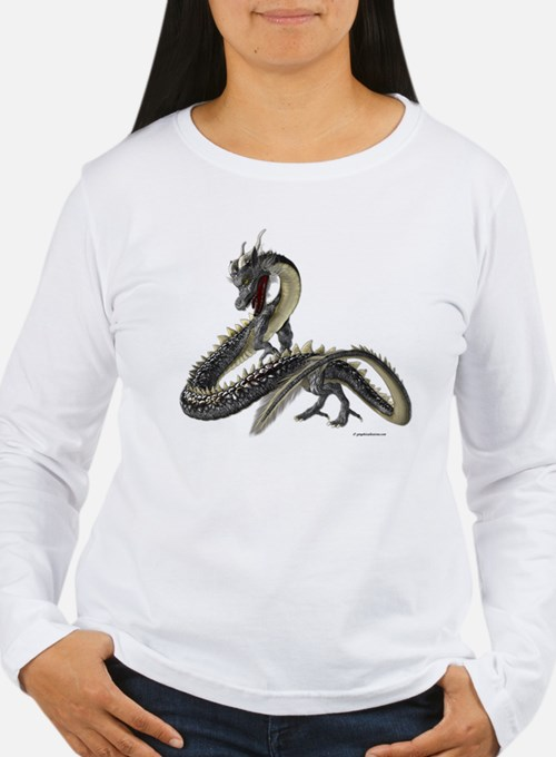 The Silver Dragon T-Shirt