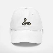 The Silver Dragon Baseball Baseball Cap