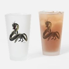 The Silver Dragon Drinking Glass
