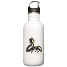 The Silver Dragon Water Bottle