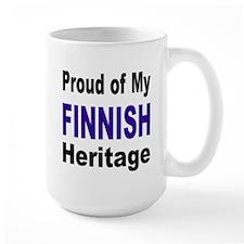 Proud Finnish Heritage Mug
