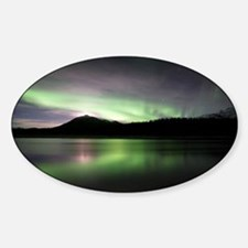 Aurora borealis - Decal