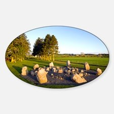 Cullerlie stone circle - Decal