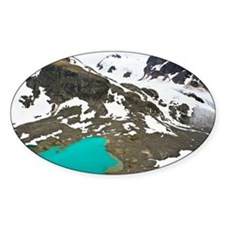 Glacial lake - Decal