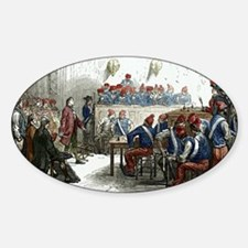 Lavoisier's trial, 1794 - Decal
