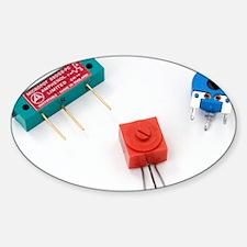 Mini pcb potentiometers - Decal