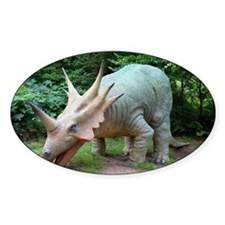 Model styracosaurus dinosaur - Decal