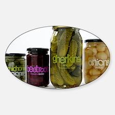 Pickled vegetables - Decal